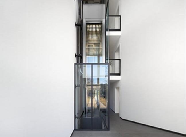 Hydraulischer Aufzug Basic, Hydraulik Aufzüge